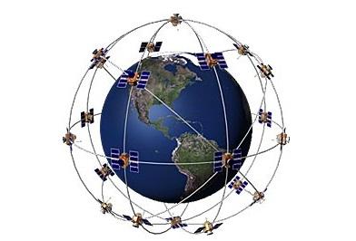 satelity gps